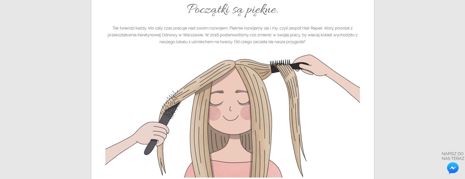 O nas Hairrepair