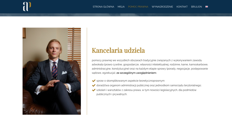 Pomoc prawna Plichta Legal