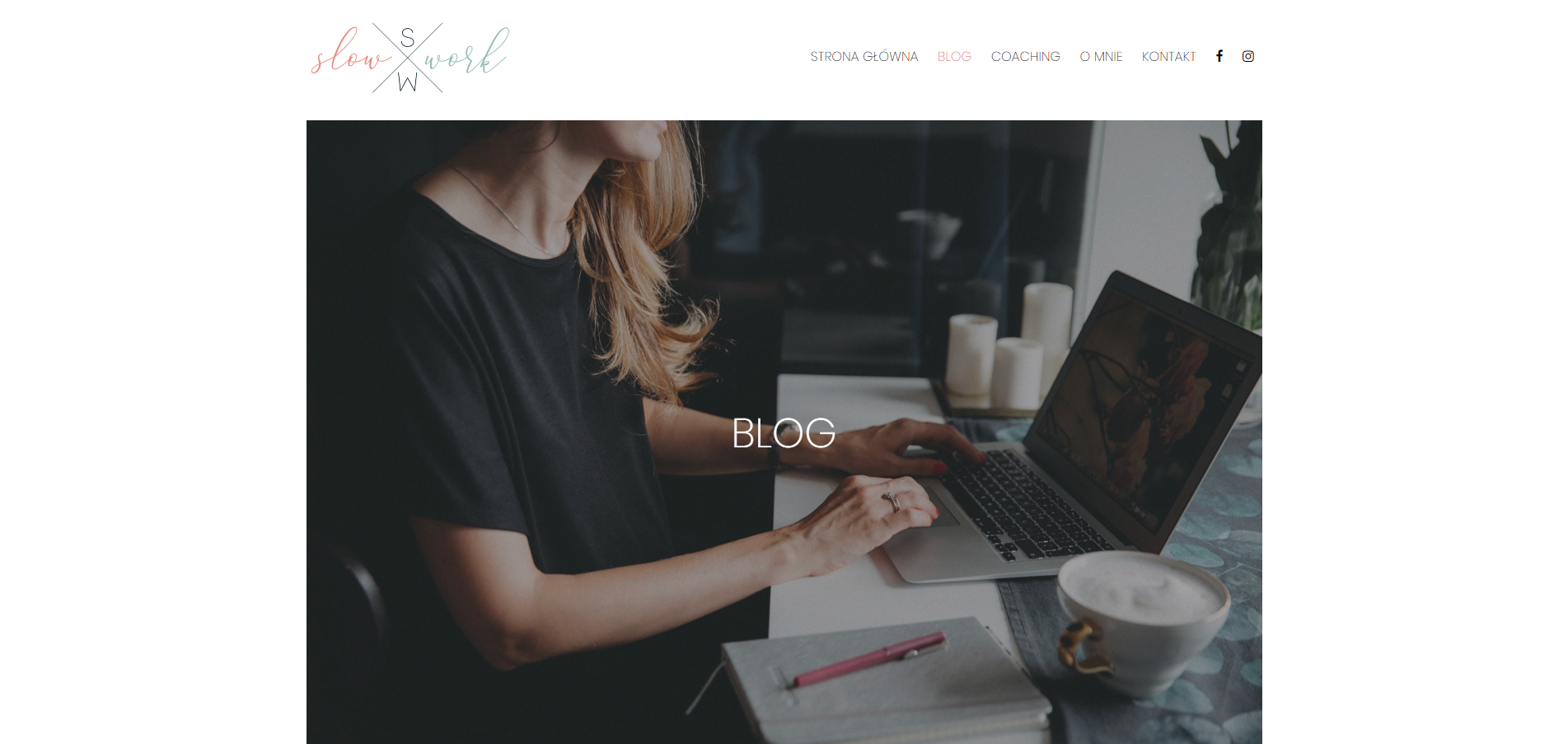 Blog Slow Work