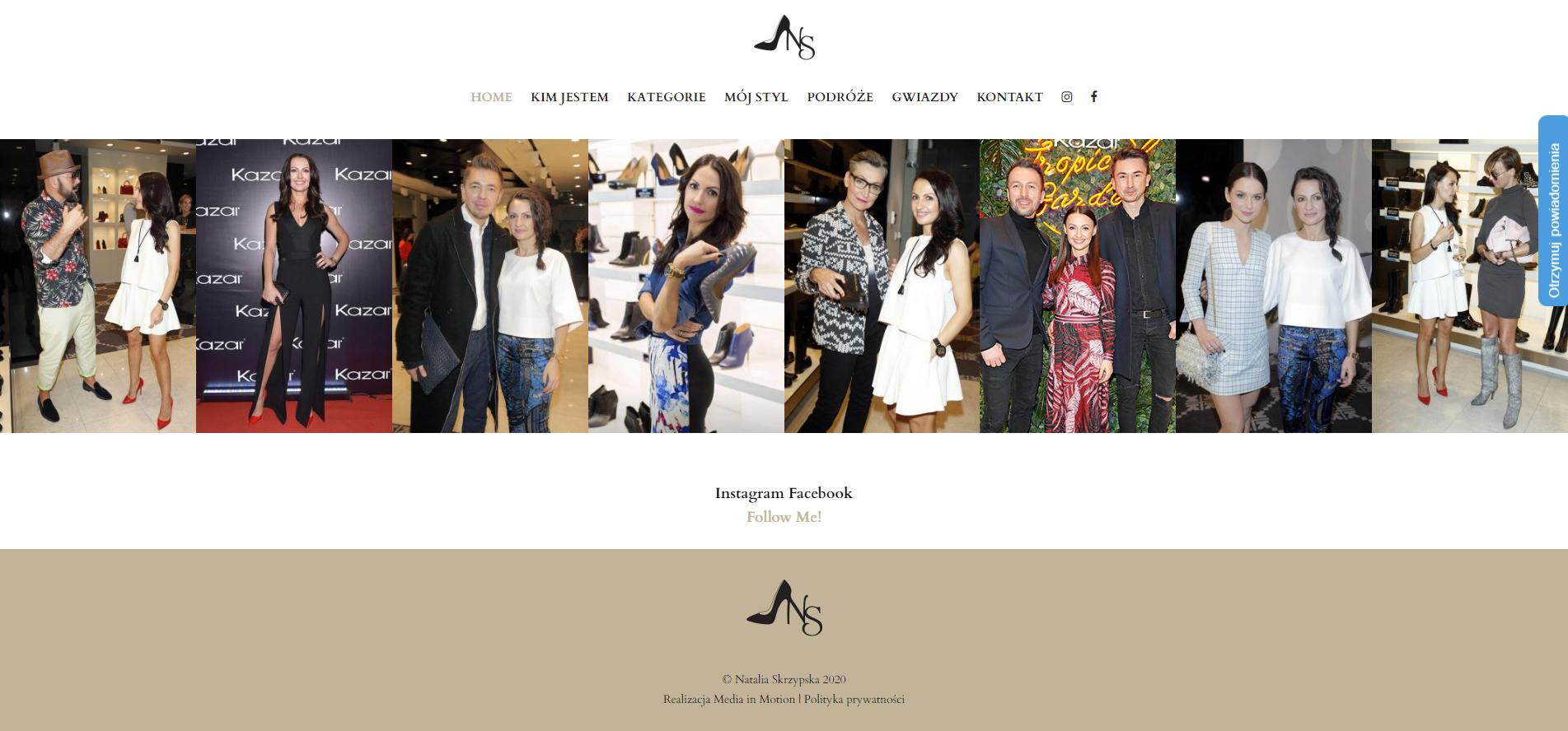 Blog projektantki Natalii Skrzypskiej o trendach i stylu (3)